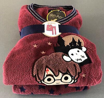 Harry Potter Eule Hedwig Damen Pyjama Schlafanzug Fleece - Hedwig Harry Potter Eule