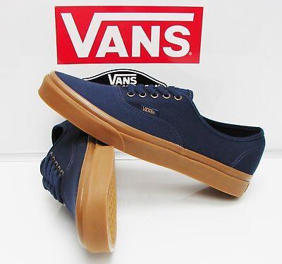 Vans Authentic (Light Gum) Dress Blue VN-0A38EMONY MENS Size 10