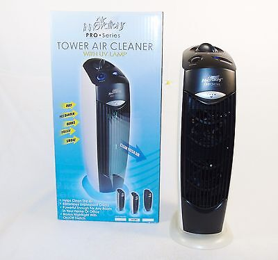 "Tower Air Cleaner w/UV Lamp ~ Air Innovations Pro Series 16"" ~ Model GH2156"