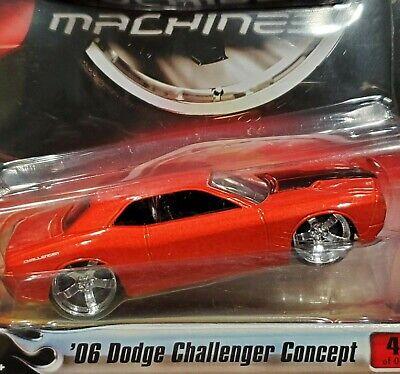 Hot Wheels 06 2006 Dodge Challenger Concept G Machines New Editions 1 Mopar Car