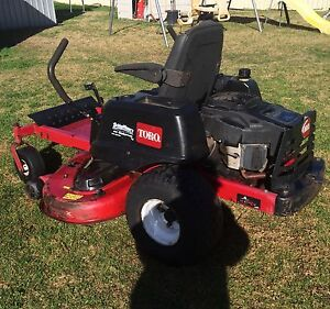 "TORO Z5020 47"" Ride on Mower Paxton Cessnock Area Preview"