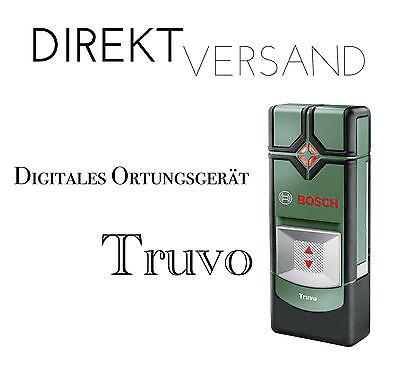 Bosch Truvo, Ortungsgerät OVP Neu