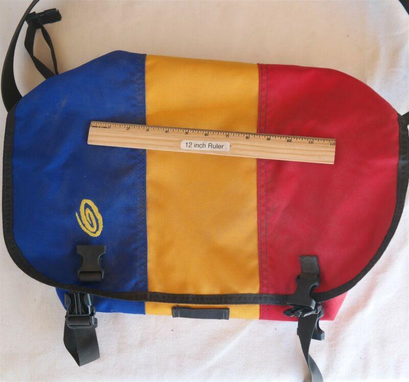 Vtg Timbuk2 Designs Messenger Bag Very Nice