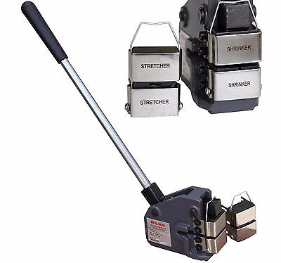 Kakaind Sg-18 Metal Shrinker Stretcher 16 Gauge Mild Steel Shrinker Stretcher