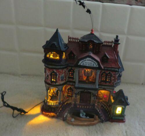 Lemax Hallowen Spooky Town Madame Ashbury