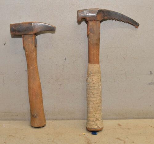 2 rare Chouinard rock ice axe piton hammer mountain climbing collectible tools