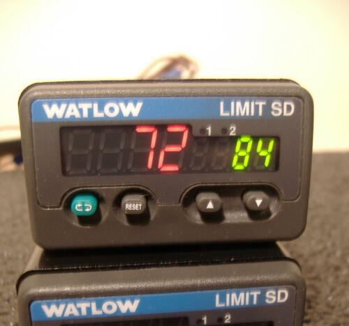 Watlow SD3L-HJCA-AARG Limit Controller  100-240 VAC