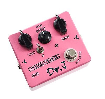 Dr.J D-56 Planes Walker Fuzz Distortion Guitar Effects Pedal by JOYO