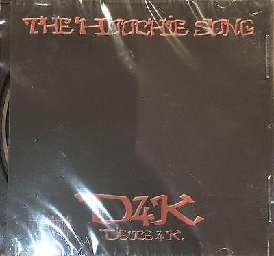 D4k Duece 4K   The Hoochie Song 2005 Rap Cd Single New Htf