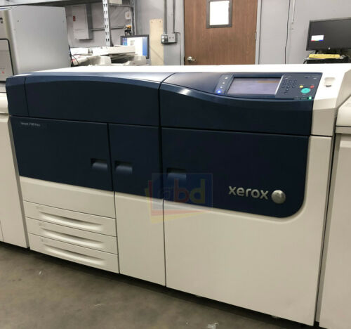 Xerox Versant 2100 Press Digital Color Laser Production Printer 100ppm