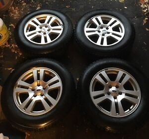 17 Inch Winter Tires With Rims