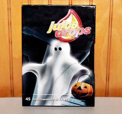 DIGITAL JUICE JUICE DROPS #45 Halloween Haunts - Royalty Free