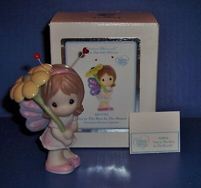 Precious Moments You're the Best in the Bunch 940024 NIB