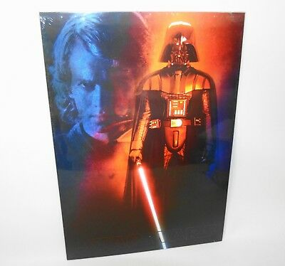 Star Wars Lithograph Art Print Turn To The Dark Side Limited Edition COA
