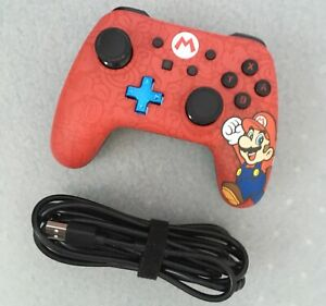 Nintendo Switch Wired Mario Controller