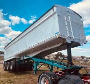 BORCAT BC2003 Tri-Axle TOA Semi Tipping/Tipper Trailer.Grain Chute Inverell Inverell Area Preview