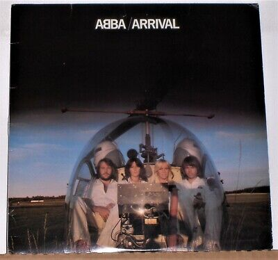 ABBA - Arrival - Original 1976 LP Record Club Album - Excellent Vinyl