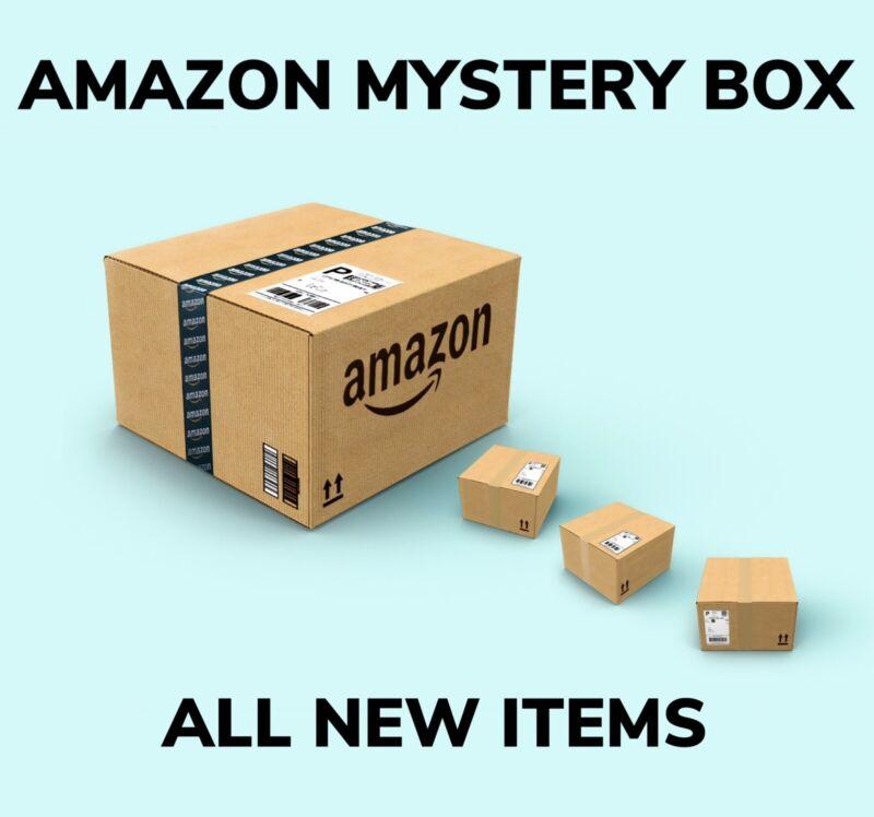 Amazon Wholesale Box 15 Individual Items, Electronics, Toys, General Merchandise