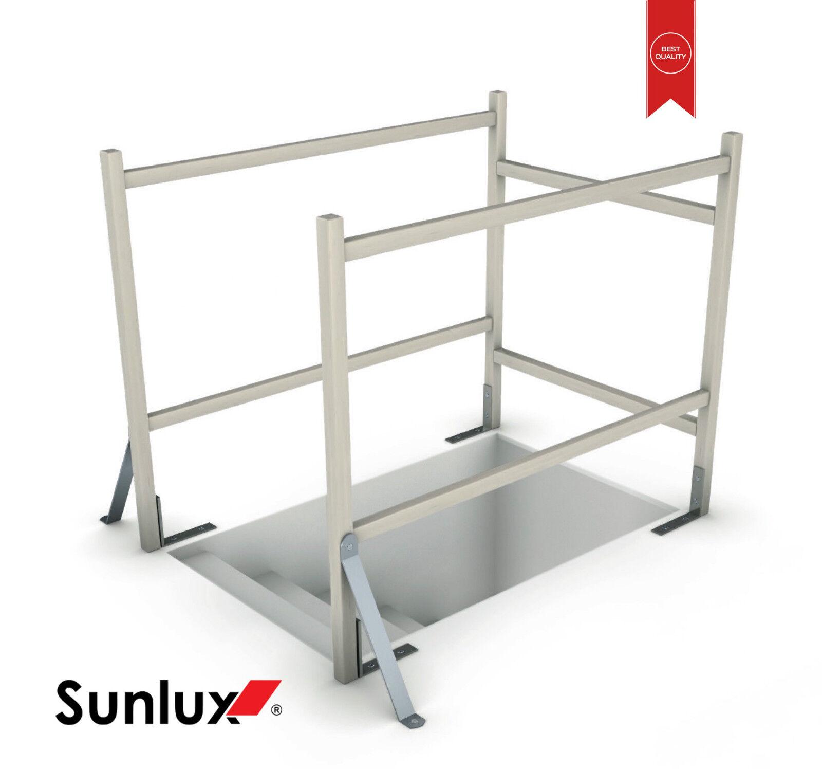 Universal Wooden Loft Ladder Balustrade Safe Loft Attic