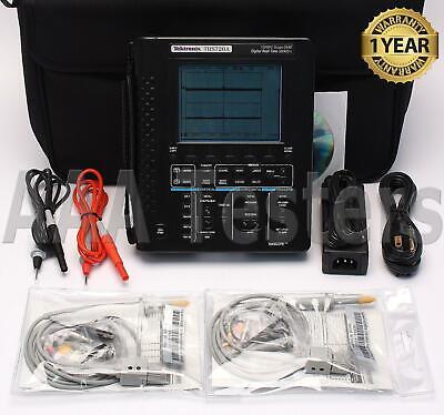 Tektronix Tekscope Ths720a 100mhz Dual-channel Oscilloscope Ths720