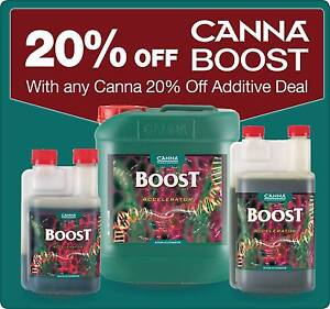 Hydroponics Canna Boost Canning Vale Canning Area Preview