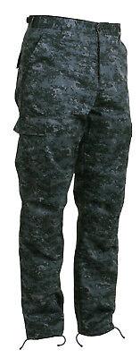 Rothco Midnight Blue Digital Camo BDU Pants ()