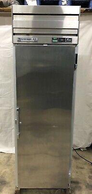 Beverage Air E Series Single Door Commercial Refrigerator Cooler Restaurant