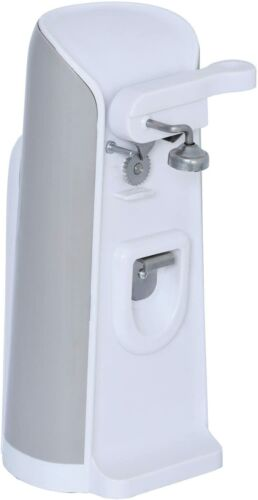 Electric Automatic Can Opener with Knife Sharpener, Twist-of
