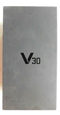 Unlocked LG V30 4G LTE Smartphone New In Factory-Sealed Box