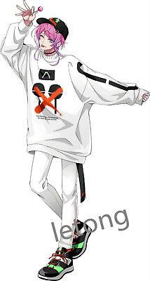 Hot Division Rap Battle Hypnosis Mic Amemura Ramuda easy R Cosplay Costume - Easy Anime Costume