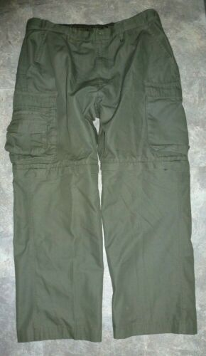 Boy Scouts Of America Convertible Uniform Pants Men