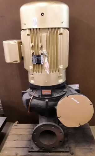 Aurora Centrifugal Pump 342A-BF 6X6X12B 25 Horsepower Baldor Motor