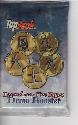 Legend of the Five Rings Demo Booster Pack