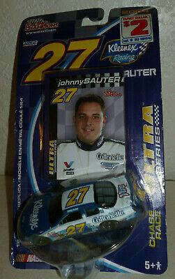 #27 JOHNNY SAUTER KLEENEX 2004 CHEVY MONTE CARLO RACING CHAMPIONS 1:64 Johnny Sauter Racing