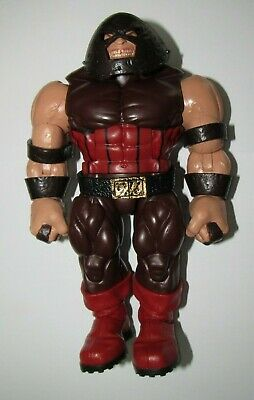 """Marvel Legends 6"""" scale figure JUGGERNAUT BAF complete excellent"""