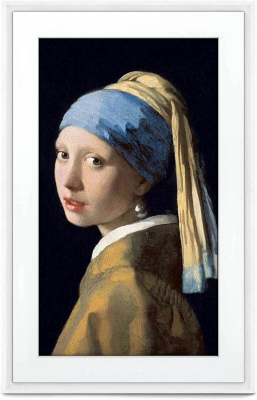 Meural Canvas II – The Smart Art Frame with 27 in. HD Digital Canvas That Render