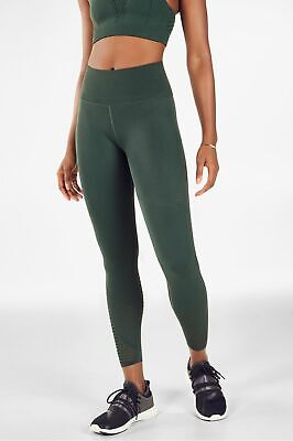 Fabletics High-Waisted Cold Weather Sycamore Size XL NWT *Sold Out Online*