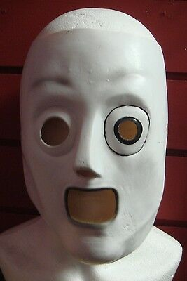 Latex Halloween Outfit (Corey Taylor AHIG Latex Mask Slipknot Fancy Dress Costume Halloween)