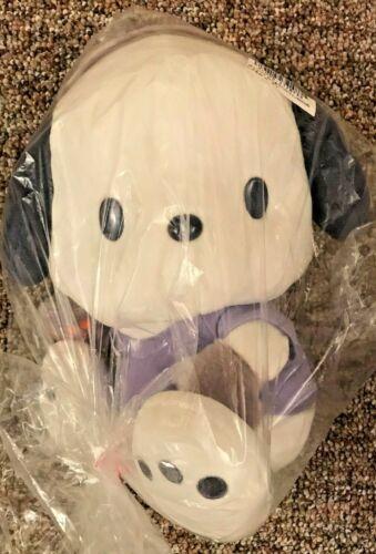 "NWT Pochacco 13"" Baby Halloween Beagle Dog Cat Ear Costume Plush Toreba Sanrio!"