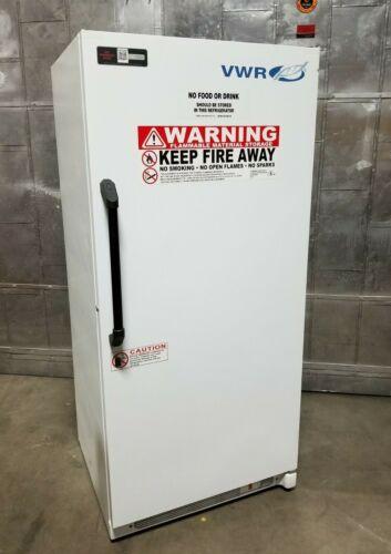 VWR Freezer Flammable Material Storage Model FSF-2020 Scientific Laboratory Lab