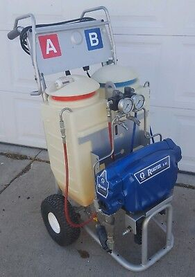 Graco E-10 Reactor 120v Unheated Sprayer Bare Unitspray Foamcoatings