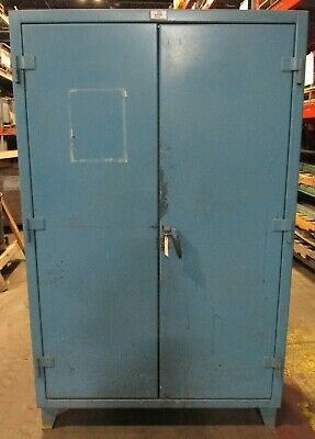 48 Stronghold Cabinet 46 W X 22-12 D X 69 H Interior Dimensions 46068dh