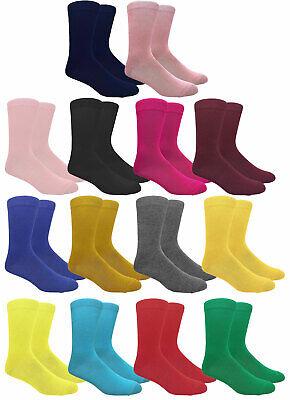 Men's Premium Fabric Solid Plain Dress Socks Multiple Colors Clothing, Shoes & Accessories