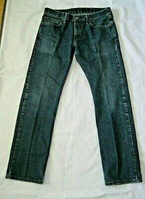 Levi's 514 Straight Leg 33 x 32 Men's Jeans 100% Cotton