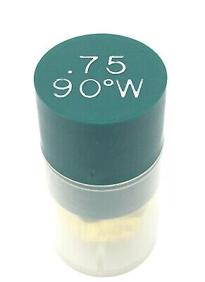 Delavan 0.75 Gph 90 W Semi-solid Oil Burner Nozzle 7590w Solid Nozzle