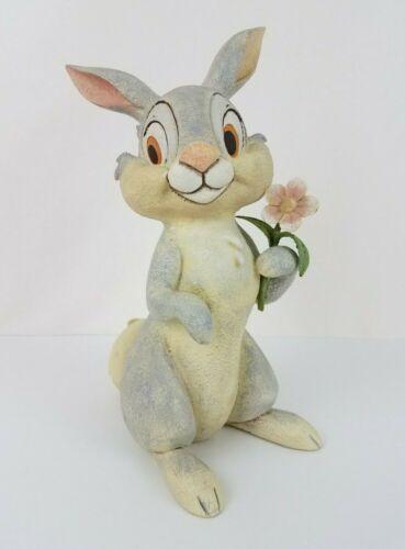 Disney Store Thumper Rabbit Big Garden Indoor Statue Bambi