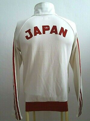 Adidas Japan Rare Vintage Retro Track Top Jacket S / Olympic Games