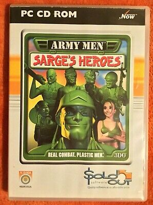 Army Men Sarge's Heroes PC Game