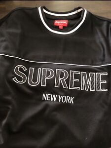 Supreme jersey size M crazy deal