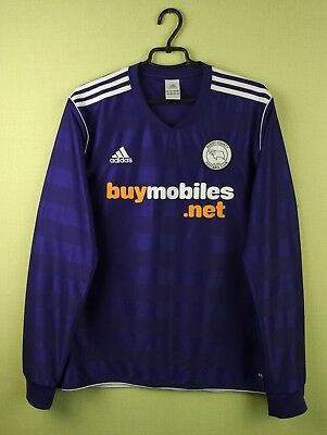 Derby County jersey 2011/2012 Away official adidas football long sleeve size L image